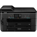 Epson WorkForce WF-7520 Inkjet Multifunction Printer - Color - Plain Paper Print - Desktop | SDC-Photo
