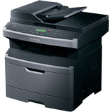 Lexmark X264DN Laser Multifunction Printer - Monochrome - Plain Paper Print - Desktop | SDC-Photo