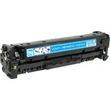 V7 - Toner cartridge ( replaces HP CC531A ) - 1 x cyan - 2800 pages - remanufactured - for HP Color LaserJet CM2320fxi, CM2320n, CM2320nf, CP2025, CP2025dn, CP2025n, CP2025x