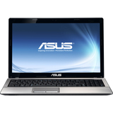 "Asus X53E-RS91 15.6"" Notebook - Intel Pentium B960 2.20 GHz - Black 