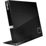 Asus SBC-06D2X-U External Blu-ray Reader - BD-ROM/DVD-RAM/±R/±RW Support - 24x CD Read/24x CD Write/16x CD Rewrite - 6x BD Read - 8x DVD Read/8x DVD Write/8x DVD Rewrite - Double-layer Media Supported - USB 2.0
