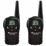Midland LXT118 Two-way Radio - 7 x FRS, 8 x GMRS, 7 x GMRS/FRS - 95040 ft