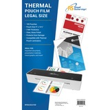"RF03LEGL0100 Legal Size (9"" x 14 1/2"") 3mil Thermal Laminating Pouches -100Pack"