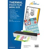 """Royal Sovereign """"Menu Size - 12"""" x 18"""" - 3mil - 100 Pack - Thermal Laminating Pouches """""""