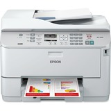 Epson WorkForce Pro WP-4520 Inkjet Multifunction Printer - Color - Plain Paper Print - Desktop | SDC-Photo