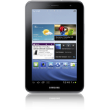 "Samsung Galaxy Tab 2 7"" 8 GB Tablet - 1 GHz - Titanium Silver 