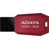 Adata DashDrive UV100 Slim Bevelled USB Flash Drive