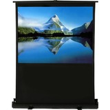 EluneVision Pneumatic Air-Lift Projection Screen