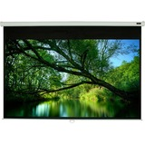"""EluneVision 100"""" Manual Pull-Down Projector Screen"""