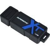 Patriot Memory 16GB Supersonic Boost XT USB 3.0 Flash Drive - 16 GB - USB 3.0 - Shock Resistant, Rugged Design, Water (PEF16GSBUSB)