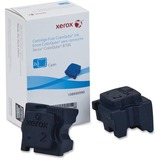 Xerox Solid Ink Stick - Solid Ink - Cyan - 2 / Box (108R00990)