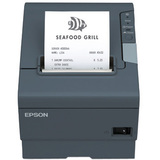 Epson TM-T88V Direct Thermal Printer - Monochrome - Desktop - Receipt Print - 2.83IN Print Width - 11.81 in/s Mono - (C31CA85A9982)