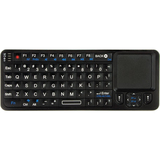 Visiontek Wireless Mini Keyboard with Touchpad and Built in IR Remote - Wireless Connectivity - RFTouchPad - Compatib (900507)