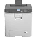 Lexmark C746N Laser Printer - Color - 2400 x 600 dpi Print - Plain Paper Print - Desktop | SDC-Photo