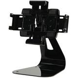 Peerless-AV Universal Desktop Tablet Mount (Black) For Tables Less Than 0.75″ (19mm) D