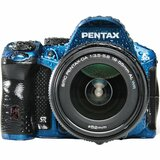 Pentax K-30 16.3 Megapixel Digital SLR Camera (Body with Lens Kit) - 18 mm - 55 mm - Blue | SDC-Photo
