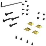 Peerless-AV Security Kit for PTM200 and PTM400 series Fasteners for bolting to desktop surfa