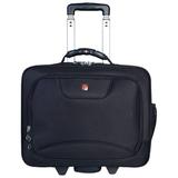 """Toshiba Swiss Gear 17.3"""" Business Traveler Roller"""