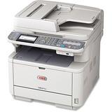 Oki MB471W LED Multifunction Printer - Monochrome - Plain Paper Print - Desktop | SDC-Photo