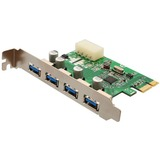 SYBA Multimedia USB 3.0 4-port PCI-e Controller Card