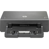 HP 2012 90W Docking Station - for Notebook - Proprietary - 4 x USB Ports - 4 x USB 3.0 - Network (RJ-45) - DVI - VGA (A7E32UT#ABA)