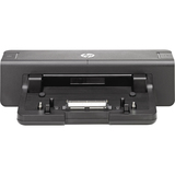 HP 2012 230W Docking Station - for Notebook - Proprietary - 4 x USB Ports - 4 x USB 3.0 - Network (RJ-45) - DVI - VGA (A7E34UT#ABA)