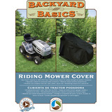 Backyard Basics Eco-Cover Riding Mower Cover - Supports Riding Mower