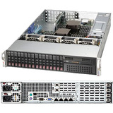 Supermicro SYS-2027R-N3RFT+ SuperServer 2027R-N3RFT+ (Black)