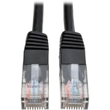 Tripp Lite 20-ft. Cat5e 350MHz Molded Cable (RJ45 M/M) - Black