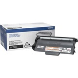 Brother Genuine TN720 Mono Laser Black Toner Cartridge - Monochrome Toner - Laser - Black - 1 Each (TN720)