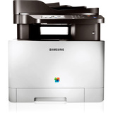 Samsung CLX-4195FW Laser Multifunction Printer - Color - Plain Paper Print - Desktop | SDC-Photo