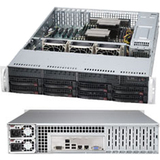 Supermicro SYS-6027R-72RFT SuperServer 6027R-72RFT (Black)