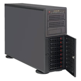 Supermicro SYS-7047R-72RFT SuperServer 7047R-72RFT (Black)