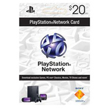 Sony Gaming Card - 20$