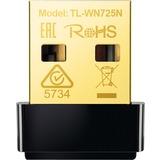 TP-LINK 150Mbps wireless N Nano USB adapter TL-WN725N