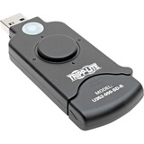 Tripp Lite USB 3.0 SuperSpeed SDXC Memory Card Media Reader / Writer 5Gbps - SDHC, SDHC, SD - USB 3.0ExternalIN (U352-000-SD-R)