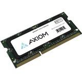 Axiom 8GB DDR3-1600 SODIMM for HP - B4U40AA, B4U40AT, H2P65AA, H2P65AT - 8 GB (1 x 8 GB) - DDR3 SDRAM - 1600 MHz DDR3 (B4U40AA-AX)
