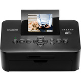 "Canon SELPHY CP900 Dye Sublimation Printer - Color - Photo Print - Mobile - 2.7"" Display - Black 