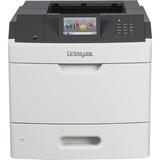 Lexmark MS810DE Laser Printer - Monochrome - 1200 x 1200 dpi Print - Plain Paper Print - Desktop - 55 ppm Mono Print (40G0150)