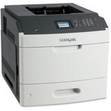 Lexmark MS811DN Laser Printer - Monochrome - 1200 x 1200 dpi Print - Plain Paper Print - Desktop - 63 ppm Mono Print (40G0210)