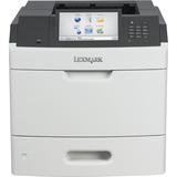 Lexmark MS812DE Laser Printer - Monochrome - 1200 x 1200 dpi Print - Plain Paper Print - Desktop - 70 ppm Mono Print (40G0350)