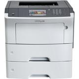 Lexmark MS610DTN Laser Printer - Monochrome - 1200 x 1200 dpi Print - Plain Paper Print - Desktop - 50 ppm Mono Print (35S0450)