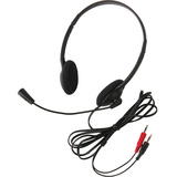 Califone 3065Av Lightweight Headset Mic 3.5Mm 6Ft Via Ergoguys