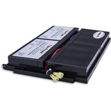 CyberPower RB0670X4 UPS Replacement Battery Cartridge - 7Ah - 6V DC - Maintenance-free Sealed Lead Acid (RB0670X4)