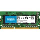 Crucial 8GB (1 x 8 GB) DDR3 SDRAM Memory Module - 8 GB (1 x 8 GB) - DDR3 SDRAM - 1600 MHz DDR3-1600/PC3-12800 - 1.35 (CT102464BF160B)
