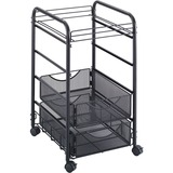Safco Onyx Mesh Open File with Drawers