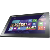 "Lenovo IdeaTab Lynx 64 GB Net-tablet PC - 11.6"" - In-plane Switching (IPS) Technology, VibrantView - Intel Atom Z2760 1.80 GHz - Black, Purple Gray 