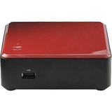 Intel DC3217BY Desktop Computer - Intel Core i3 i3-3217U 1.80 GHz - Ultra Compact - Maroon | SDC-Photo