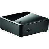 Intel DC3217IYE Desktop Computer - Intel Core i3 i3-3217U 1.80 GHz - Ultra Compact - Black | SDC-Photo