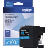 Brother Innobella LC103C Ink Cartridge - Cyan | SDC-Photo